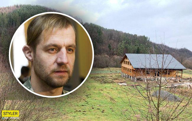 """Результат пошуку зображень за запитом """"Журналісти показали розкішний маєток """"козака"""" Гаврилюка в Карпатах"""""""