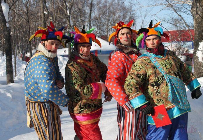 Россияне единственный славянский народ не имеющий колядок